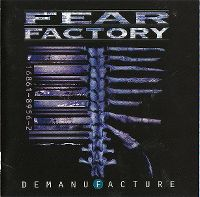 Cover Fear Factory - Demanufacture