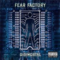 Cover Fear Factory - Digimortal
