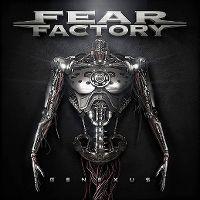 Cover Fear Factory - Genexus
