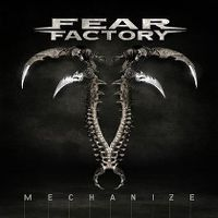 Cover Fear Factory - Mechanize