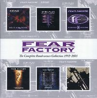 Cover Fear Factory - The Complete Roadrunner Collection 1992-2001
