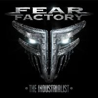 Cover Fear Factory - The Industrialist