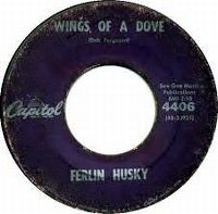 Cover Ferlin Husky - Wings Of A Dove