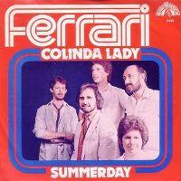 Cover Ferrari - Colinda Lady