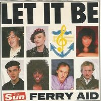Cover Ferry Aid - Let It Be