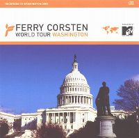 Cover Ferry Corsten - World Tour Washington