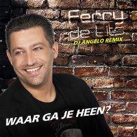 Cover Ferry de Lits - Waar ga je heen? (DJ Angelo Remix)