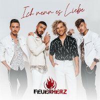 Cover Feuerherz - Ich nenn es Liebe