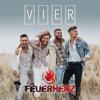 Cover Feuerherz - Vier