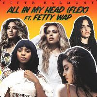 Cover Fifth Harmony feat. Fetty Wap - All In My Head (Flex)