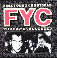 Cover Fine Young Cannibals - The Raw & The Cooked