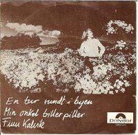 Cover Finn Kalvik - En tur rundt i byen