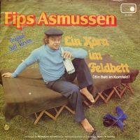Cover Fips Asmussen - Ein Korn im Feldbett