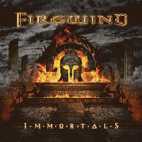 Cover Firewind - Immortals