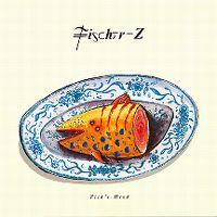 Cover Fischer-Z - Fish's Head
