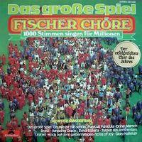 Cover Fischer Chöre - Das grosse Spiel