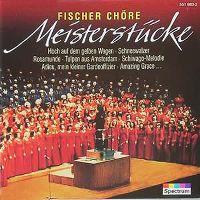 Cover Fischer Chöre - Meisterstücke
