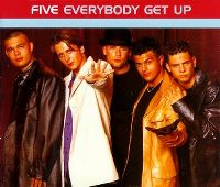 Cover Five - Everybody Get Up