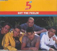 Cover Five - Got The Feelin'