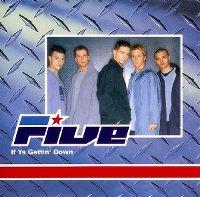 Cover Five - If Ya Gettin' Down