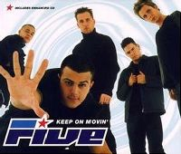 Cover Five - Keep On Movin'