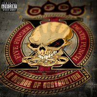 Cover Five Finger Death Punch - A Decade Of Destruction