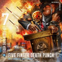 Cover Five Finger Death Punch - And Justice For None