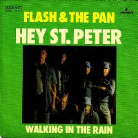 Cover Flash And The Pan - Hey, St. Peter