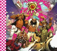 Cover Flatbush Zombies - 3001: A Laced Odyssey