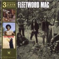 Cover Fleetwood Mac - 3 Original Album Classics