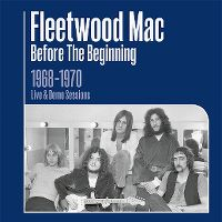 Cover Fleetwood Mac - Before The Beginning - 1968-1970