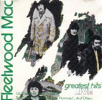 Cover Fleetwood Mac - Greatest Hits Live
