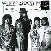 Cover Fleetwood Mac - Live 1975 October 17th - Capitol Theatre Passaic, NY