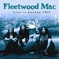 Cover Fleetwood Mac - Live In London 1968