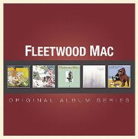 Cover Fleetwood Mac - Original Album Series