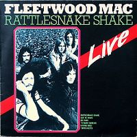 Cover Fleetwood Mac - Rattlesnake Shake Live