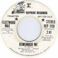Cover Fleetwood Mac - Remember Me