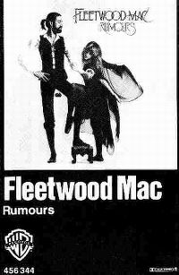 Cover Fleetwood Mac - Rumours