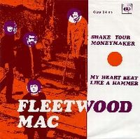 Cover Fleetwood Mac - Shake Your Moneymaker