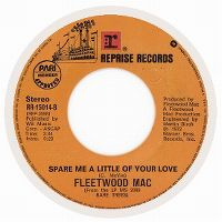 Cover Fleetwood Mac - Spare Me A Little Of Your Love