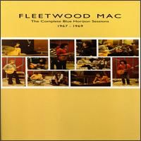 Cover Fleetwood Mac - The Complete Blue Horizon Sessions (1967 - 1969)