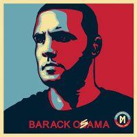 Cover Fler - Barack Osama