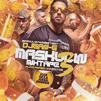 Cover Fler + Silla + Jihad + Animus - Maskulin präsentiert Maskulin Mixtape 3