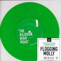 Cover Flogging Molly - The Kilburn High Road