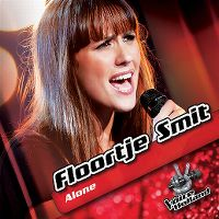 Cover Floortje Smit - Alone