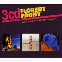 Cover Florent Pagny - Ailleurs Land + Châtelet Les Halles + Savoir aimer