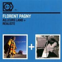 Cover Florent Pagny - Ailleurs Land + Réaliste