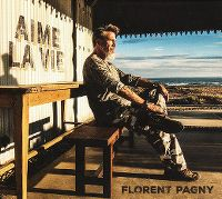 Cover Florent Pagny - Aime la vie