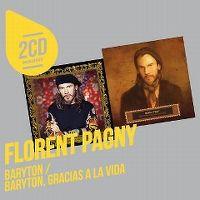 Cover Florent Pagny - Baryton + Baryton, Gracias a la vida