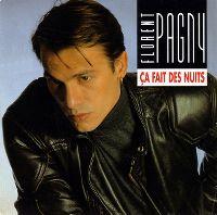 Cover Florent Pagny - Ça fait des nuits